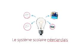 Copie et traduction de Het Nederlands onderwijssysteem