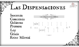 Las Dispensaciones Biblicas En Pdf Download