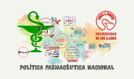 Copy of POLÍTICA FARMACÉUTICA NACIONAL