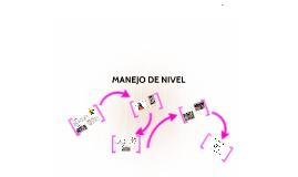 MANEJO DE NIVEL