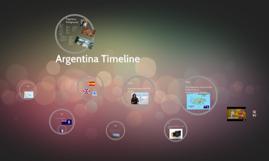 Argentina Timeline Renzo Hayden