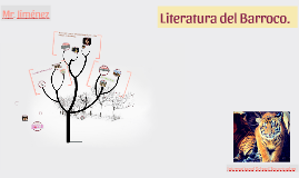Literatura del Barroco.