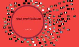 Copy of Arte prehistórico