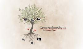 Copy of Generasjonsbytte