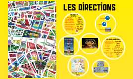 Copy of Les directions