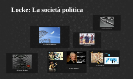 Locke: La società politica