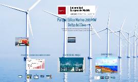 Copy of Copy of Parque Eólico Marino 200MW