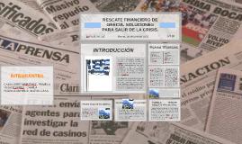 RESCATE FINANCIERO DE GRECIA