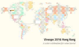 Vinexpo 2016 Hong Kong