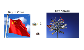 Living Aborad vs Staying in China