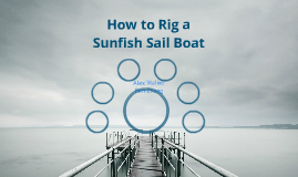 How to Rig a Sunfish Sailboat