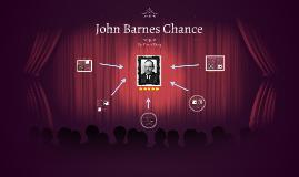 Copy of John Barnes Chance