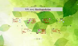VFL 2017, Herrhagsskolan