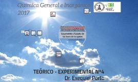 TEÓRICO - EXPERIMENTAL Nº4
