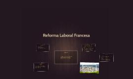 Reforma Laboral Francesa
