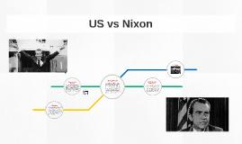US vs Nixon