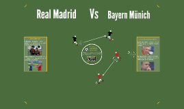 Real Madrid vs Bayern Münich