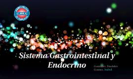 Copy of Copy of Sistema Gastrointestinal y endocrino.