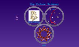 Copy of Pop Culture Religions