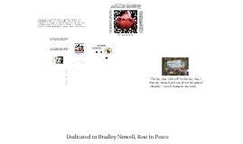 Copy of Bradley Nowell