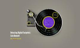 Detecting Digital Footprints