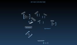 Copy of Copy of 4th Grade Curriculum Night