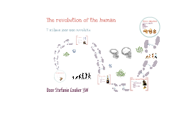 The revolution of the human
