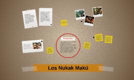 Los Nukak Makú