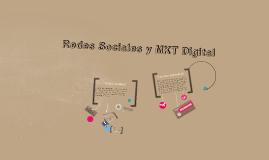 Redes Sociales y MKT Digital