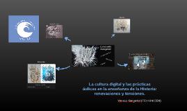La cultura digital y las prácticas áulicas en la enseñanza d