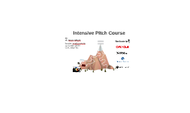 Intensive Pitch Course