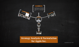 Copy of Strategy Analysis & Formulation of Apple Inc.