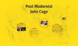 Copy of Post Modernist