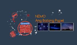 Nemo: Ang Batang Papel