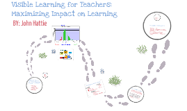 Copy of Visible Learning  John Hattie