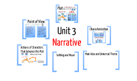 Unit 3 Narrative