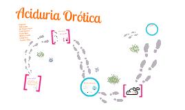 Copy of Copy of Copy of Aciduria Orótica