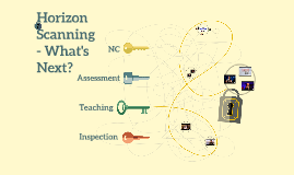 Horizon Scanning 2015 - What's Next?