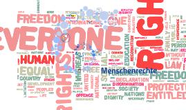 Menschenrechte Präsentation