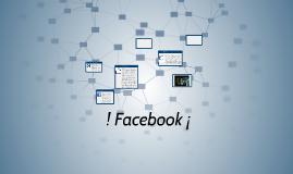 ! Facebook ¡