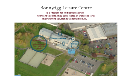 Stop the Demolition of Bonnyrigg Leisure Centre