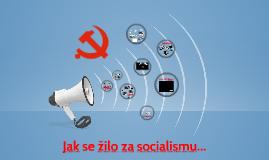 Nedostatkové zboží za socialismu...