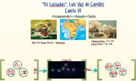 Lusíadas - Canto VI