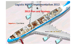 Logistic MBOS Conference '12