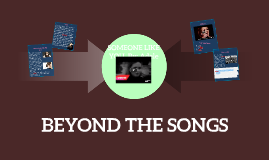 BEYOND THE SONGS
