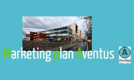 Marketingplan Aventus
