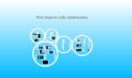 CUDA First Steps in Code Optimization