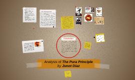 Copy of Analysis of The Pura Principle