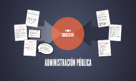 Copy of ADMINISTRACIÓN PÚBLICA