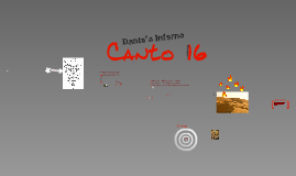 Inferno: Canto 16
